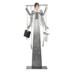 Anjel s kartičkami 92cm 26027