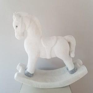 Kôň keramický 25795