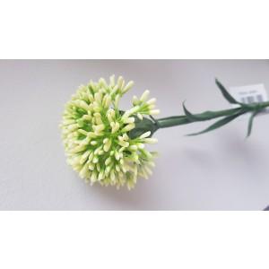Klinček zeleno-biely 50cm 31511