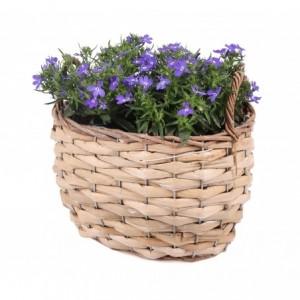 Košík - kvetináč z vodného hyacintu 32159