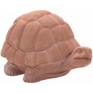 Terakotová korytnačka 21 cm 19595