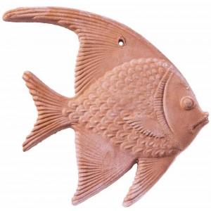 Terakotová ryba 18 cm 30767