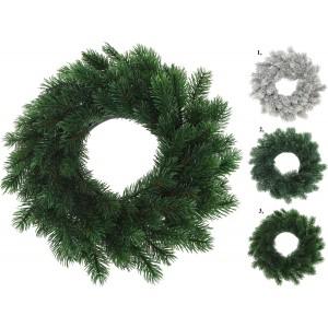Veniec zelený  - smrek, 35cm 31774
