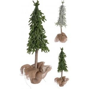 Stromček v jutovine, 55cm 31775