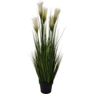 Tráva umelá v kvetináči 118cm 26903