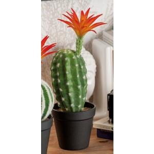 Kaktus v kvetináči 11x28cm 27890