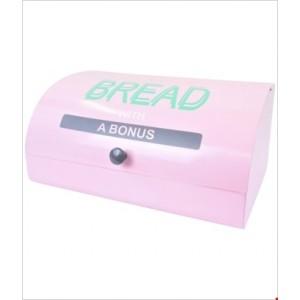 Dóza na chlieb - ružová 29541