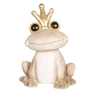 Žaba s korunkou 45x32x62cm 31424