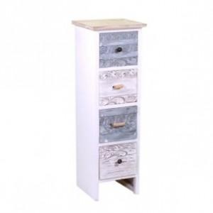 Skrinka 4 šuflíky 27624