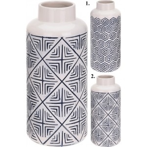 Váza keramika 30cm 26225