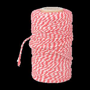 Bavlnený pruhovaný kuchynský špagát 100m Esschert design 34780