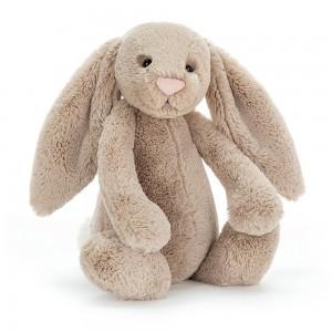 Béžový plyšový zajačik Jellycat Bashful Beige Bunny 36 cm 35379