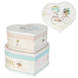 Krabica drevo bicykeľ 24560