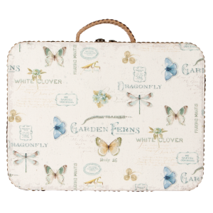 Kufrík motýle   24453
