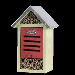 Drevený hotel pre hmyz na hniezdenie a zimný spánok Esschert design 34804