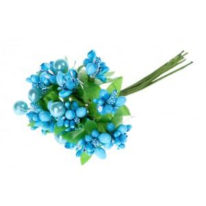 Kytička modrá 11cm 25762