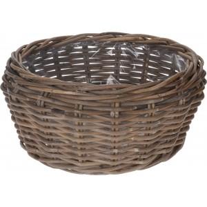 Košík ratanový 40x19,5 cm 29005