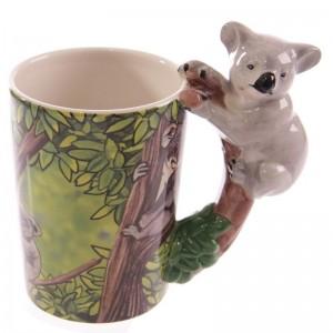 Keramický pohár s uškom a koalou Puckator 34671