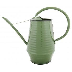 Kovová krhla zelená  0,94 L Esschert design