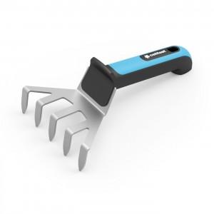 Malé hrable na hrabanie malých plôch z vysoko kvalitnej nehrdzavejúcej ocele s ergonomicky tvarovanou rukoväťou ERGO 33712