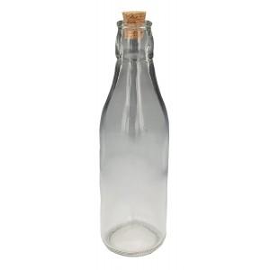 Fľaša s korkom 150ml 31223