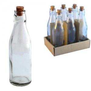 Fľaša s korkom 21200