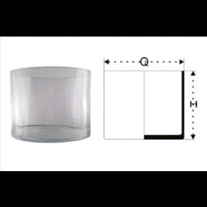 Váza sklenená 29823