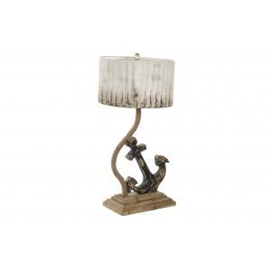 Stolná lampa s kotvou 76 cm 32809