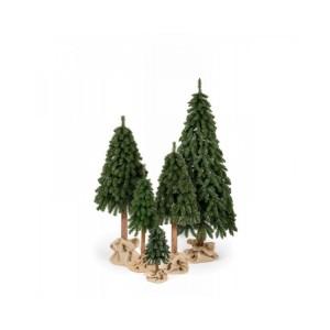 Vianočný stromček na kmeni smrek HORSKÝ 1,20 m 32459