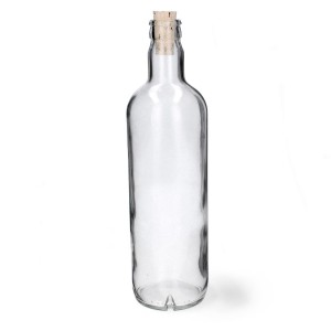 Fľaša s korkom, 0,75L 30472