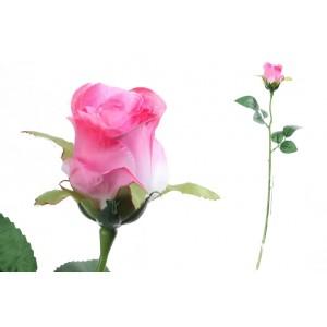 Ruža ružová 52cm 31505