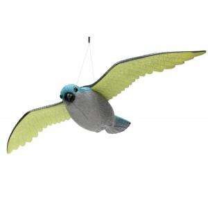 Záhradná dekorácia plastový letiaci sokol 58x35x10 cm 28358