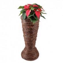 Kvetináč - váza vyrobená z brezy 32172