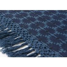 Koberec modrý 120x80cm 32079
