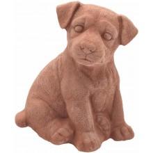 Terakotový psík labrador15 cm 19603