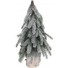 Stromček zasnežený 60cm 31776