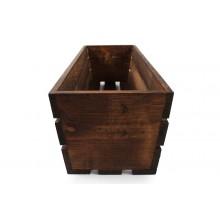 Truhlík drevo hnedý 50x18x15cm 27765