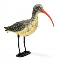 Záhradná dekorácia plastový vtáčik kulik 44x13x34 cm 33098