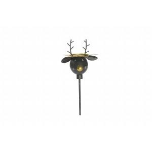Napichovačka los zlatá hviezda 30cm 26020