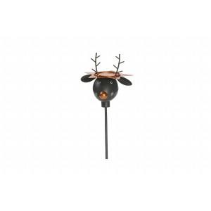 Napichovačka los medená hviezda 30cm 26021