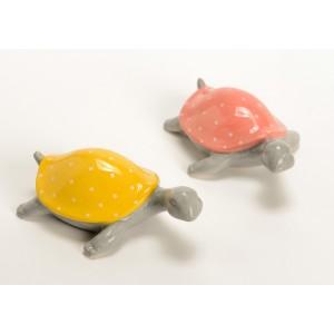 Dekorácia v tvare korytnačky 3x8x10cm 32105