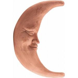 Terakotový mesiac 20 cm 30754