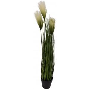 Tráva umelá v kvetináči 85cm 26293