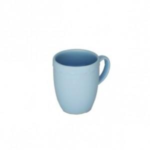 Pohár modrý 8x10cm 27615