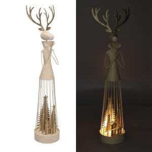 Sob - zlatý, kovový LED 29125