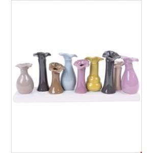 Váza sada keramická 30x7x11cm 26518