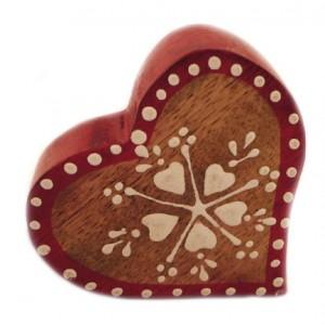 Srdce drevo 7x7x2,5cm 26097