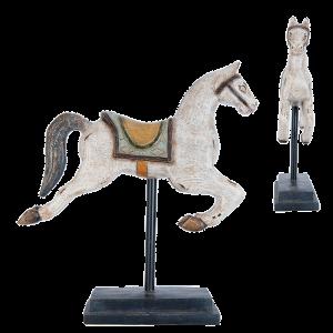 Kôň na stojane 24493