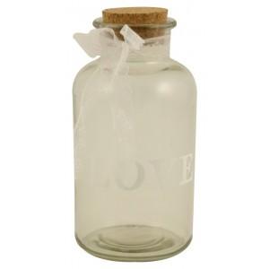 Fľaša s korkom 16135