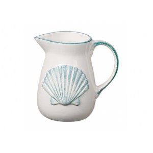 Džbán keramický morský 10x15x14,5cm 27861
